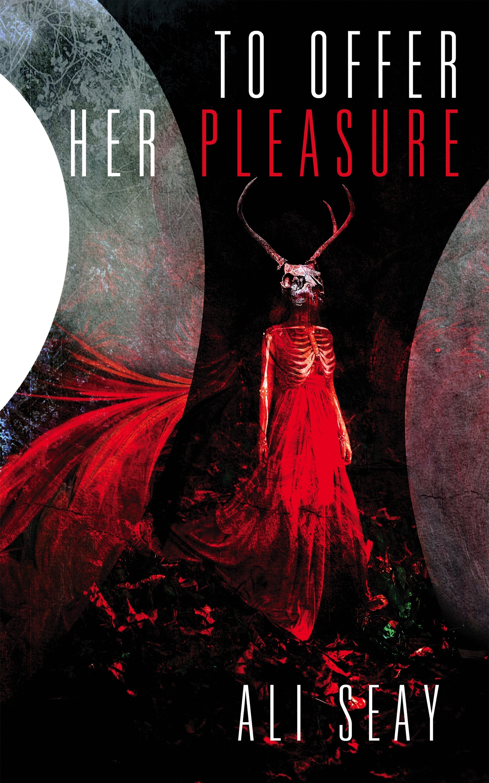 To Offer Her Pleasure by Ali Seay Book Cover