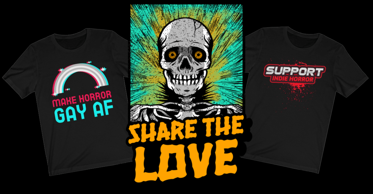Share the Love promotional banner